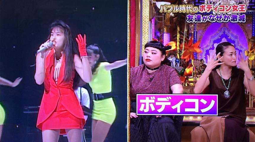 田中美奈子のバブル時代の写真が...